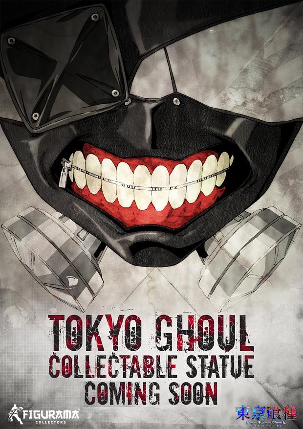 Tokyo Ghoul! Fiigurama