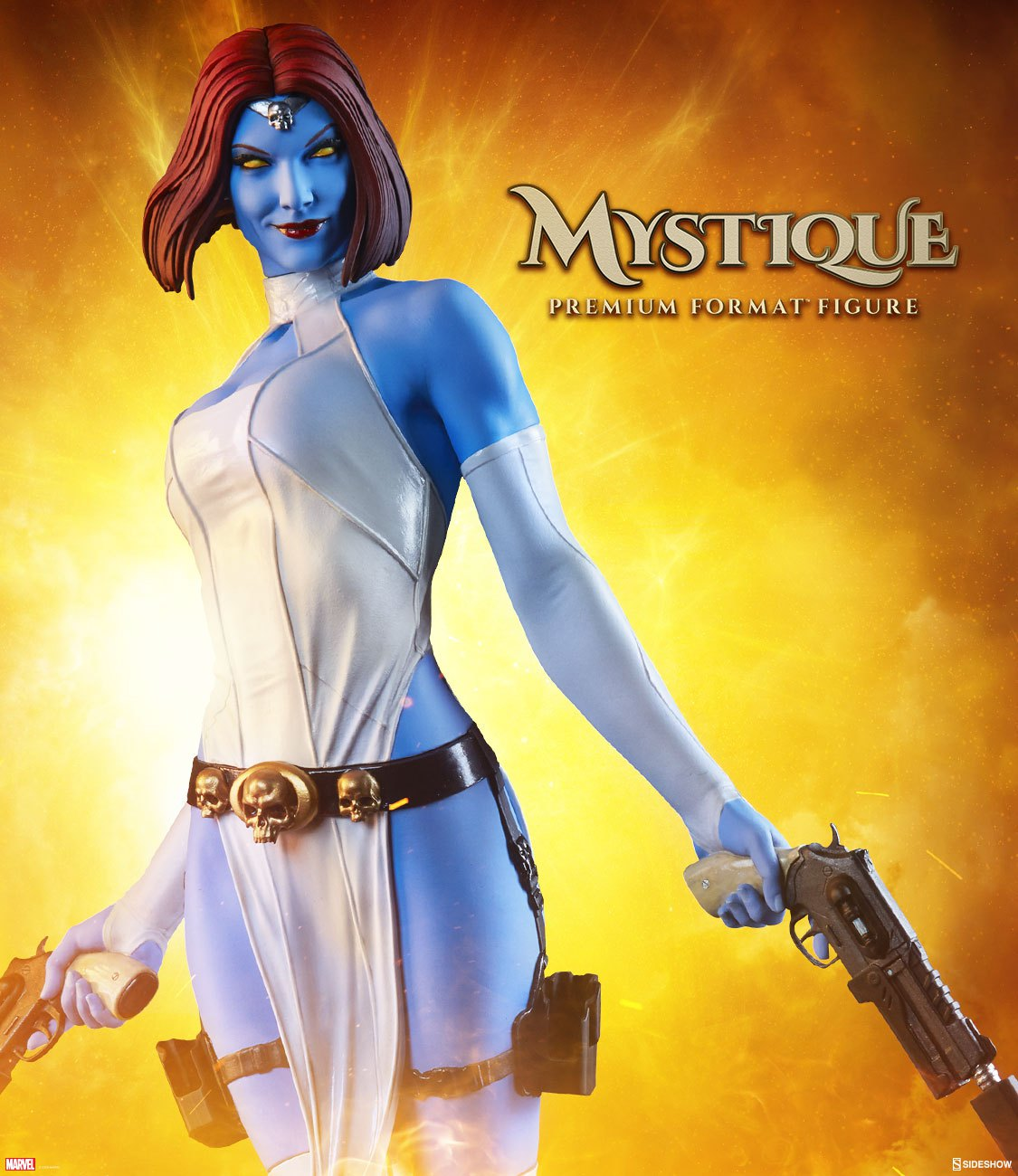 Mystique Sideshow