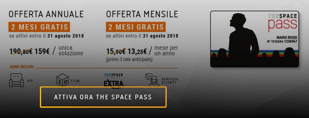 offerte the pass