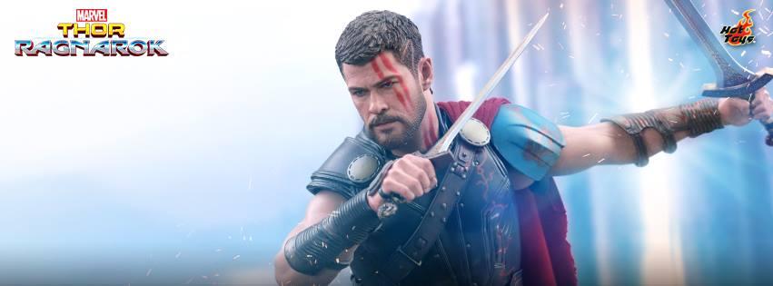 Thor: Ragnarok – 1/6th scale Gladiator Thor