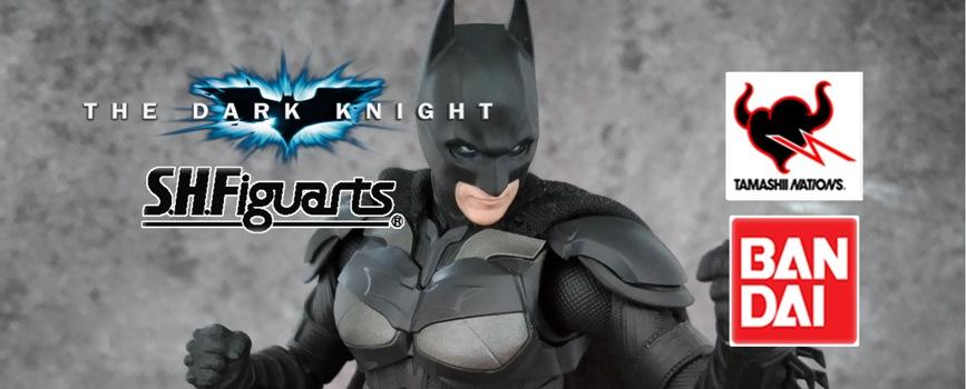 Recensione: Bandai S.H.Figuarts Batman TDK
