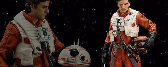 Kotobukiya: Poe Dameron & BB-8 Two Pack The Force Awaken