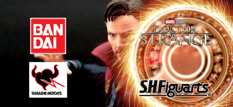 Recensione: S.H. Figuarts Doctor Strange