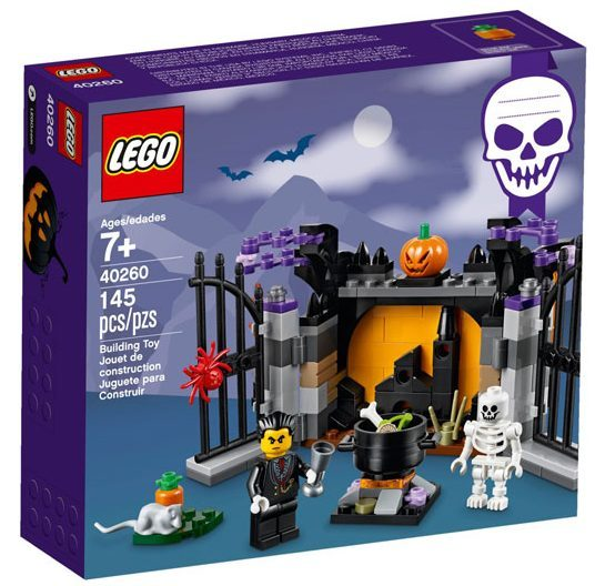 LEGO: Halloween (40260)