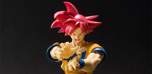 Bandai S.H. Figuarts – Goku Super Saiyan God