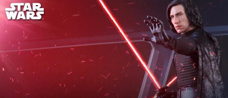 Hot Toys: Star Wars VIII The Last Jedi 1/6th scale Kylo Ren