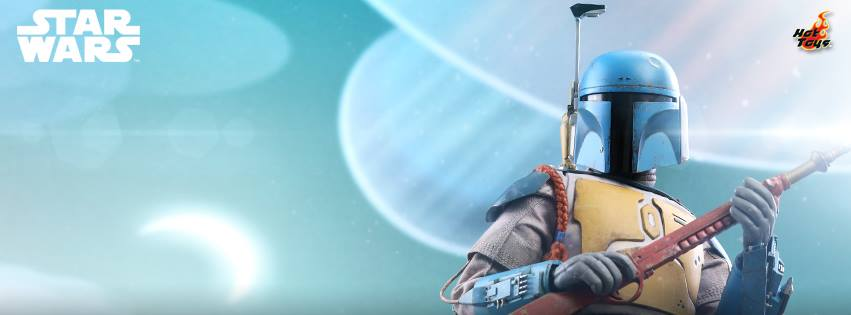 Hot Toys:  Star Wars 1/6th scale Boba Fett (Animation Ver)