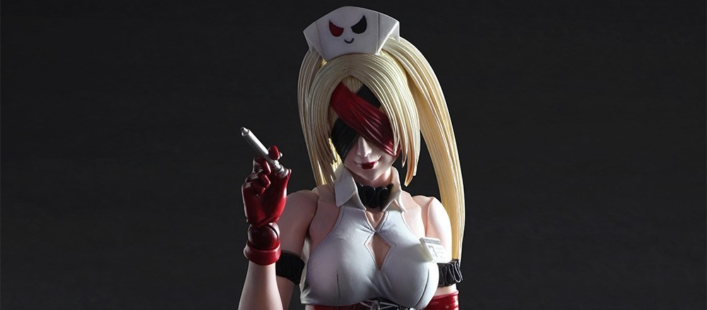 Play Arts Kai – Square Enix – Harley Queen