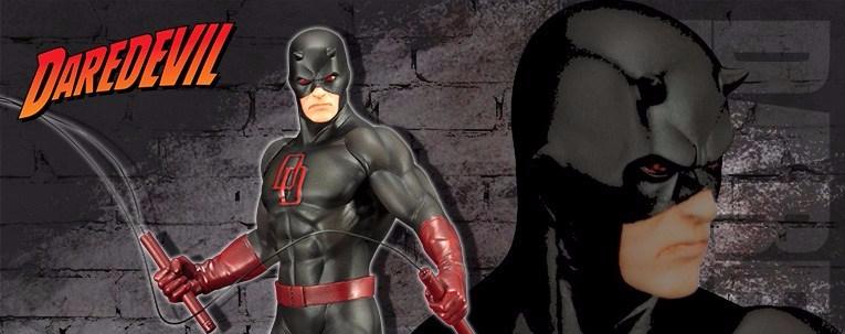 Kotobukiya: Daredevil Black Suit ARTFX+
