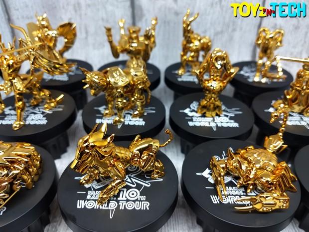 Appendix Gold Cloth Object World Tour Ver.