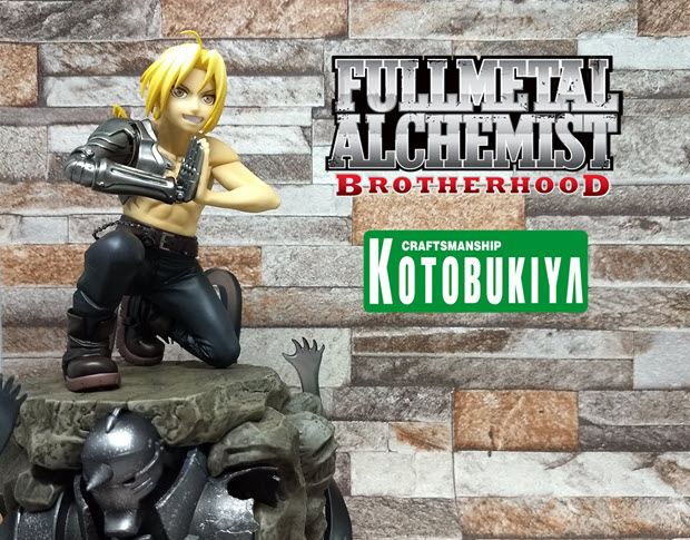 Edward Elric – Full Metal Alchemist: Brotherhood – Recensione