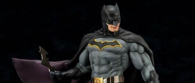 Kotobukiya: Batman Rebirth ARTFX+