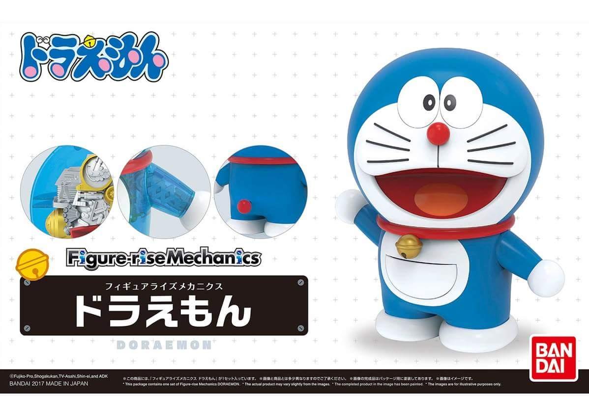 Bandai: Doraemon Figure-rise Mechanics Series
