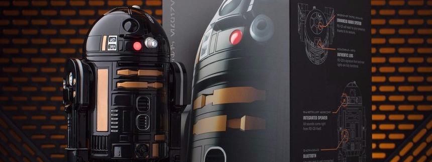 R2-Q5, il Lato Oscuro di R2 da Sphero