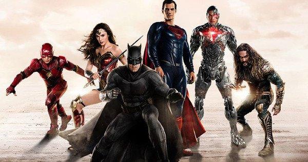 Justice League, ecco un estratto dell'epica colonna sonora