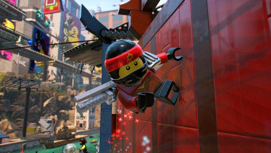 LEGO ® NINJAGO® IL FILM: VIDEO GAME
