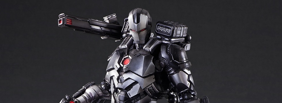Play Arts Kai – Square Enix – War Machine