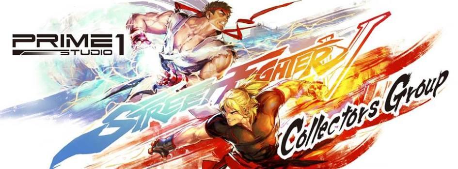 Prime 1 Studio annuncia la licenza di Sreet Fighter