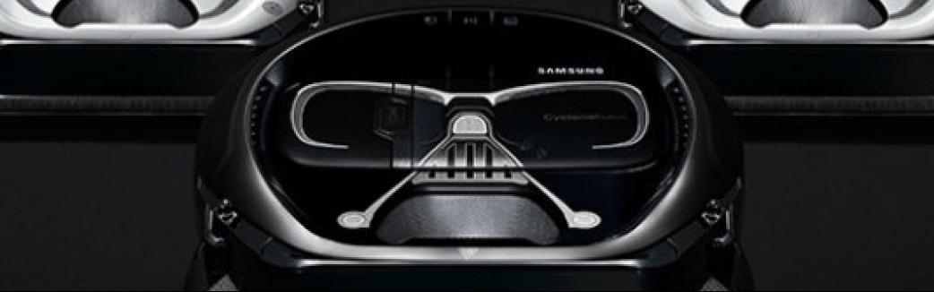 Samsung: Robot Aspirapolvere con le fattezze di Darth Vader