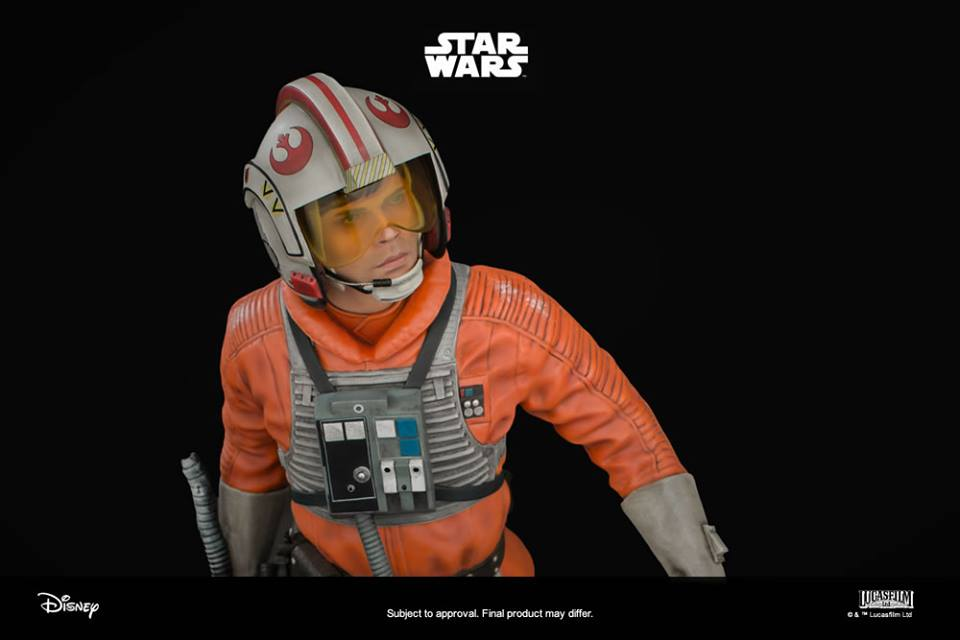XM Studios: Luke Skywalker (Rebel Pilot Suit)