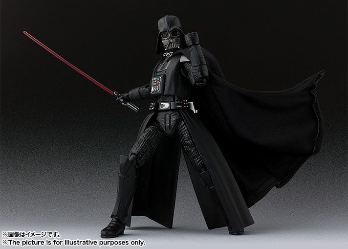 S.H. Figuarts Darth Vader (A NEW HOPE) – Star Wars