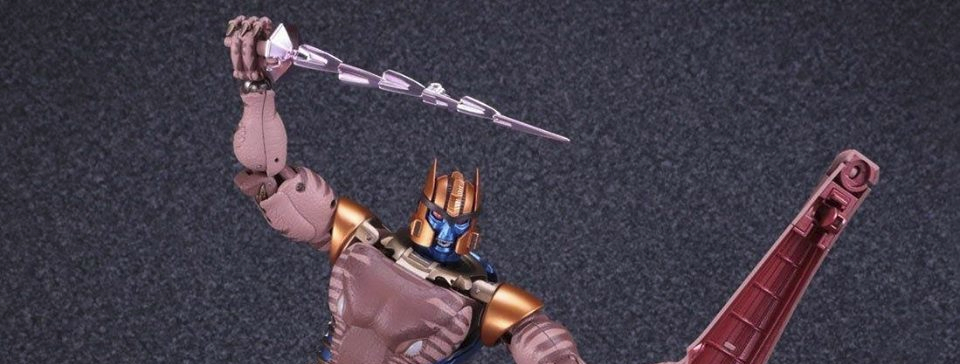 Takara Masterpiece MP 41 Dinobot ( Beast Wars )