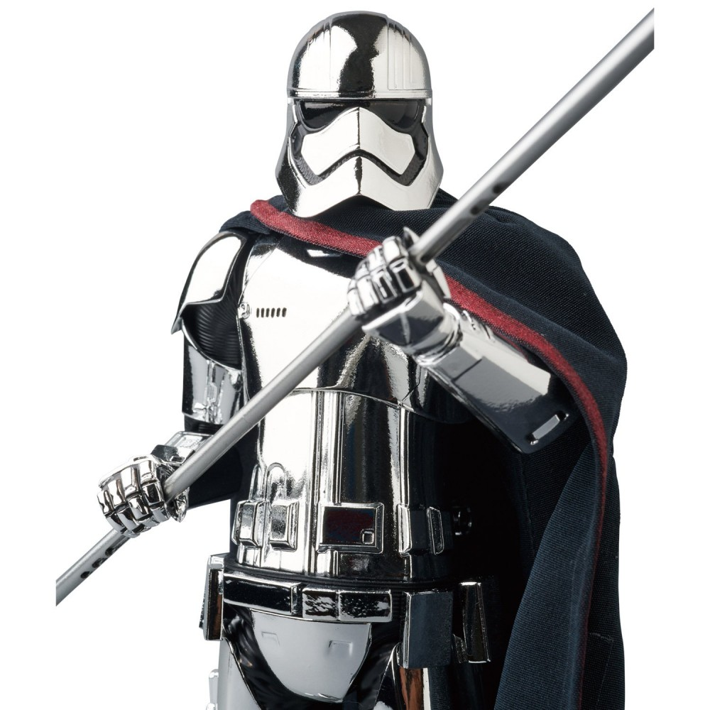 Medicom Mafex: Captain Phasma – Star Wars: The Last Jedi