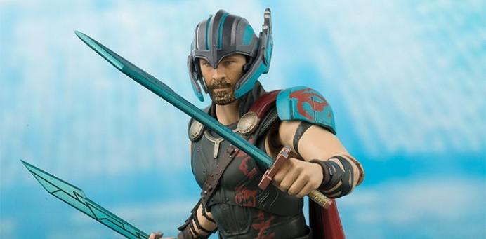 S.H.Figuarts Gladiator Thor (Thor: Ragnarok)