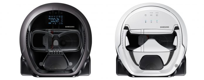 In arrivo i Samsung POWERbot ispirati a Star Wars