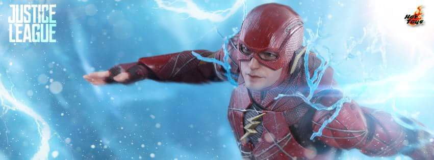 Hot Toys: Justice League Flash 1/6 Scale