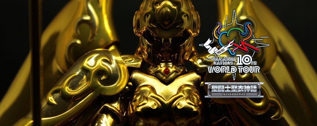 Recensione: Athena God Cloth O.C.E. (Tamashii Nations 10th World Tour)