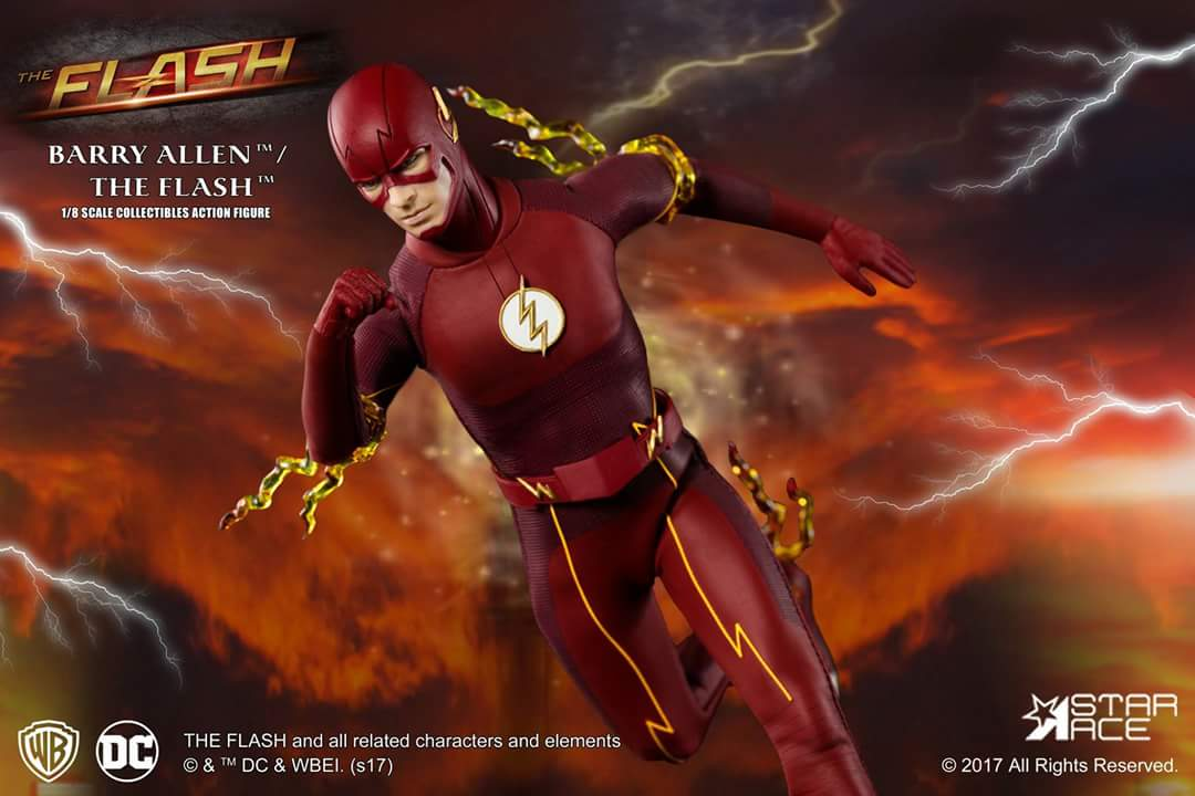 Star Ace Toys – CW The Flash