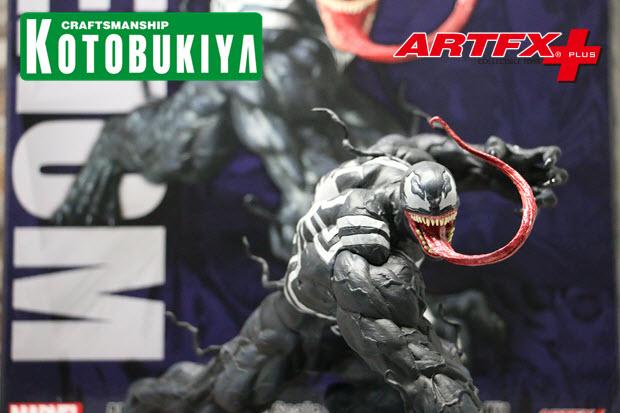 Venom ARTFX+ 1/10 di Kotobukiya – Recensione