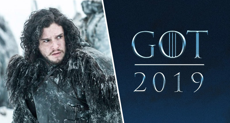 HBO: Game Of Thrones Stagione 8 solo nel 2019 !