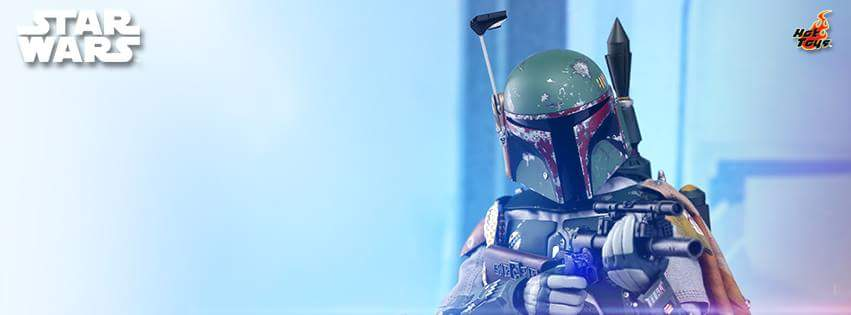 Hot Toys: Star Wars: Episode V The Empire Strikes Back – 1/6th scale Boba Fett (Deluxe Version) Collectible Figure