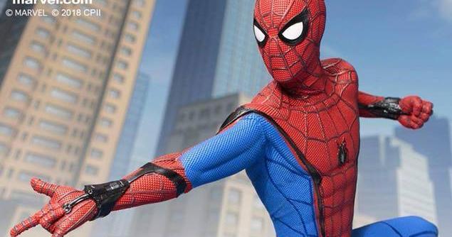 Spider-man: Homecoming ARTFX 1/6 Statue