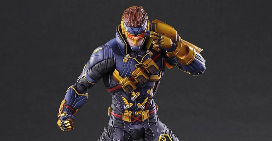Cyclops Variant Play Arts Kai di Square Enix