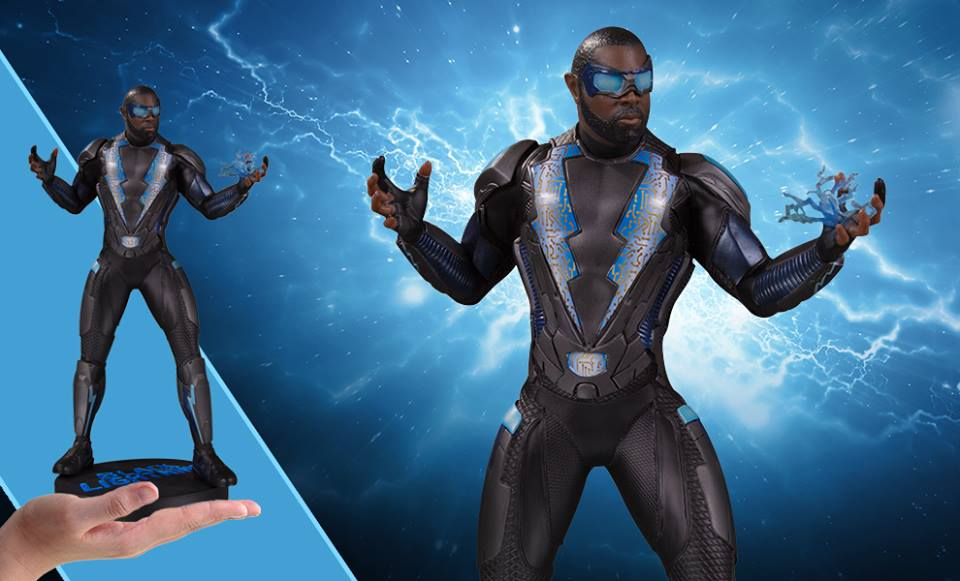 DC Collectibles 'Black Lightning'