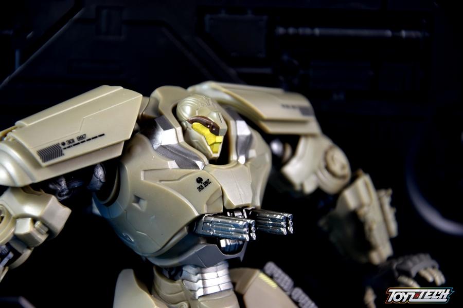 Recensione: ROBOT DAMASHII (SIDE JAEGER) BRACER PHOENIX