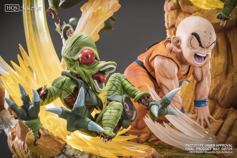 Tsume annuncia la statua di Crilin – Chap 0: Heroes in Terror