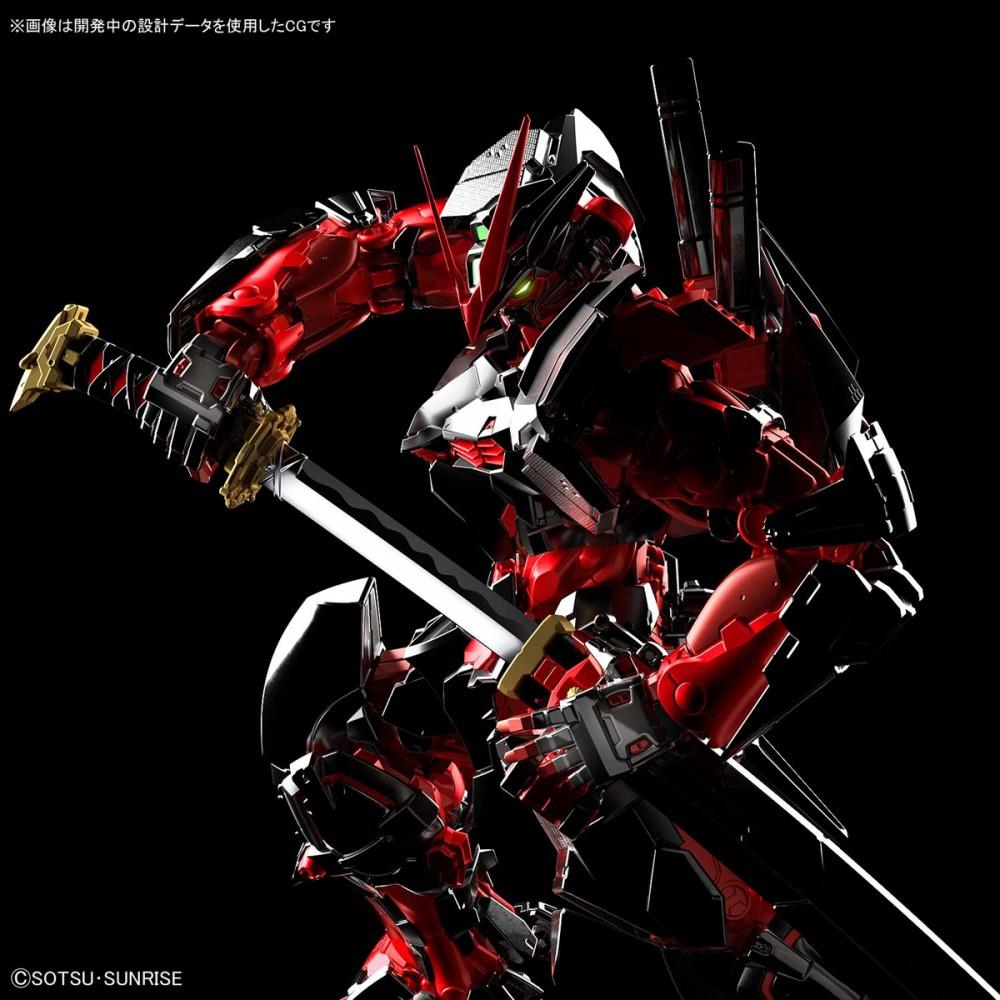 Bandai presenta Il Gundam Astray Red Frame per la linea Hi-Resolution Model 1/100