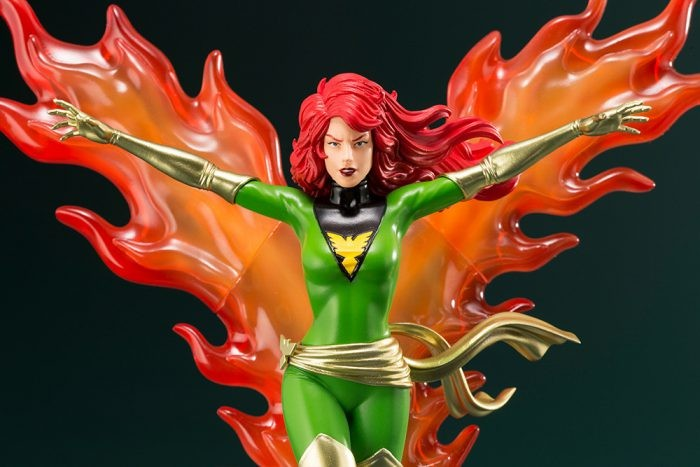 Kotobukiya presenta Phoenix 1/10 – X-Men The Animated Series
