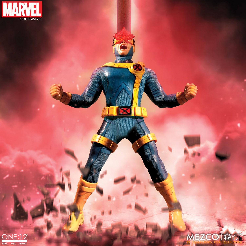 Mezco annuncia il preordine di Cyclops per la linea One:12 Collective