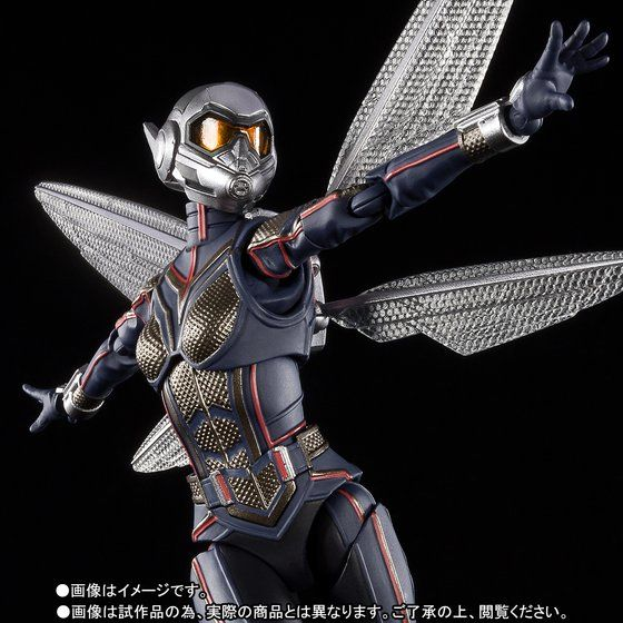 S.H. Figuarts Wasp – Ant-Man & The Wasp