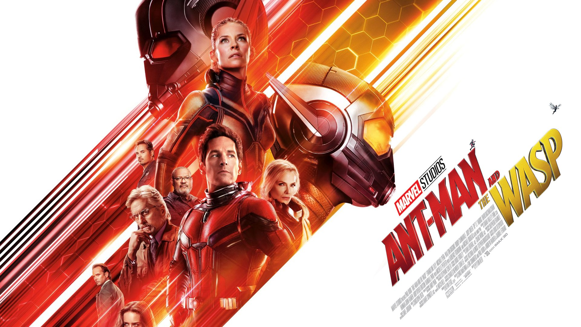 Recensione: Ant-Man and the Wasp ( senza spoiler )