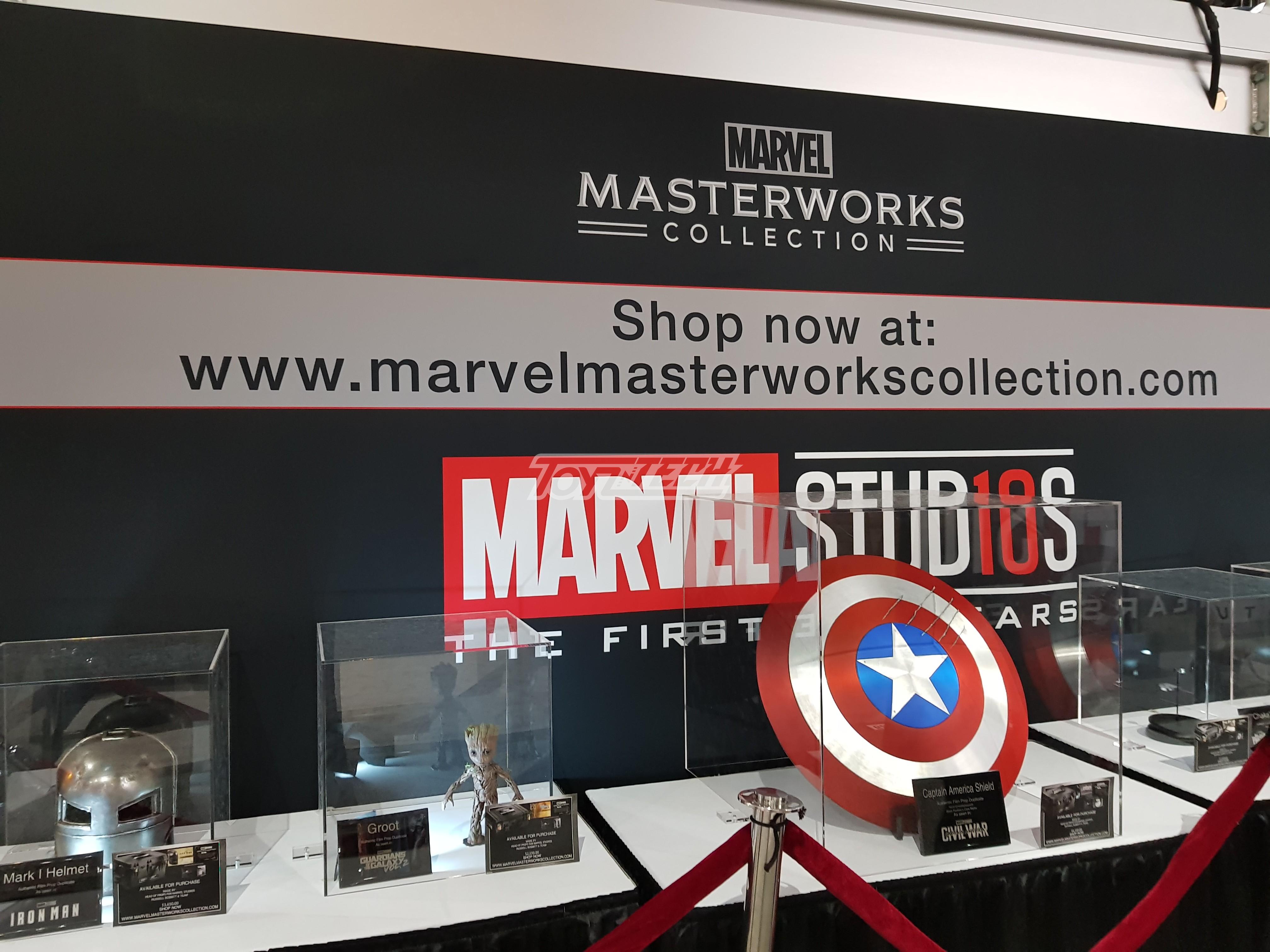 Marvel Masterworks Collection