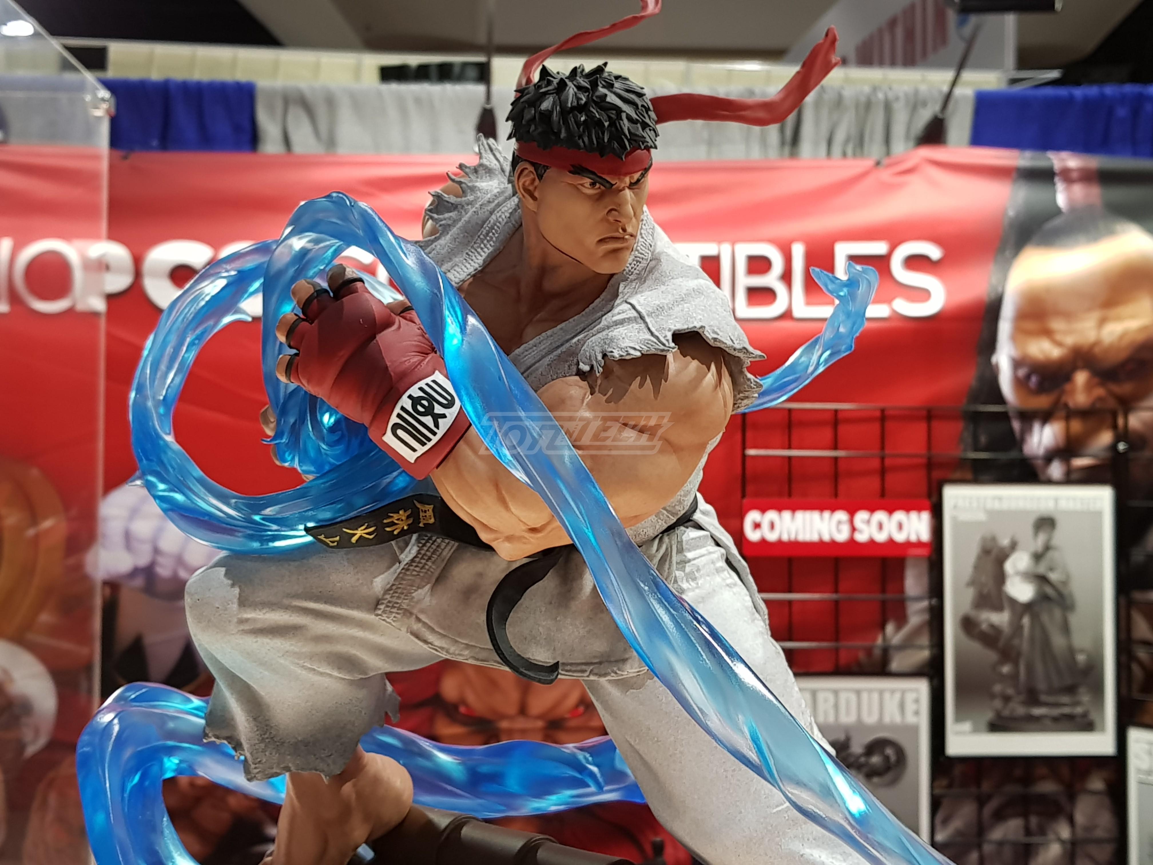 SDCC2018: Ryu dalla PCS