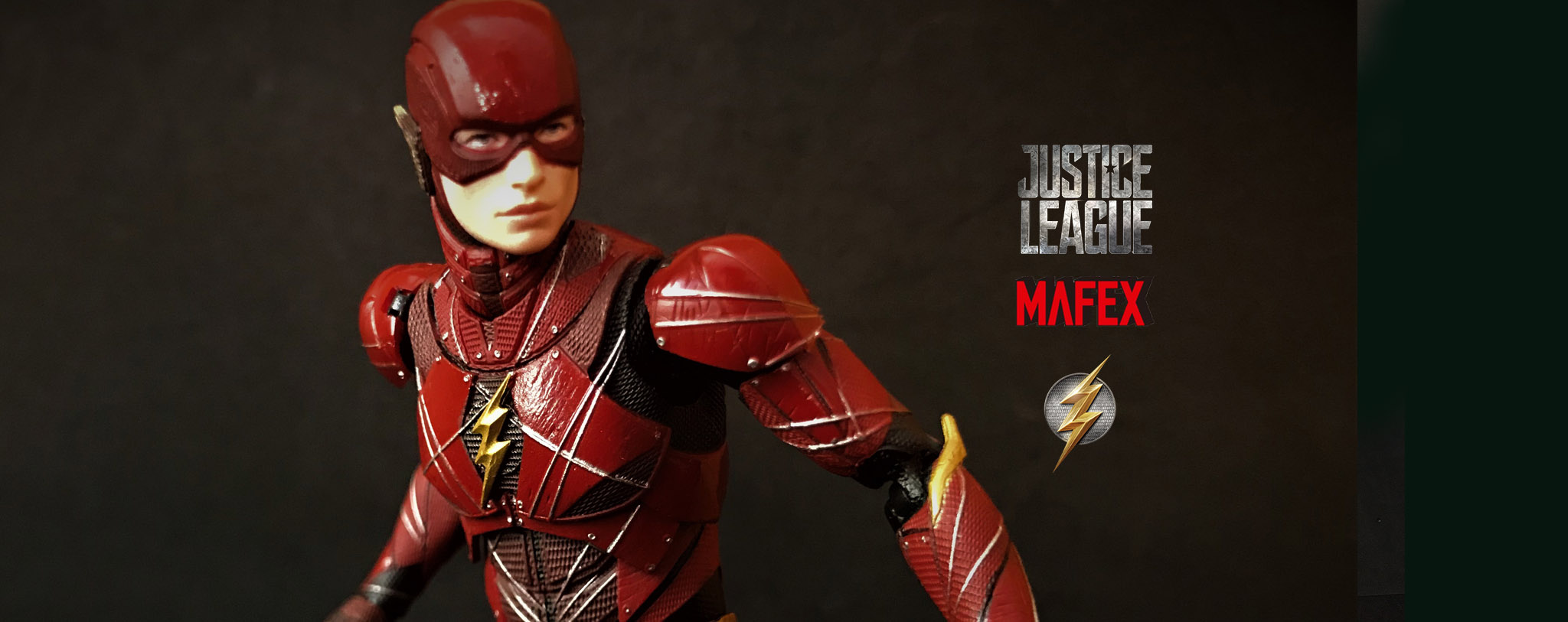 Recensione: The Flash JL Mafex di Medicom Toy
