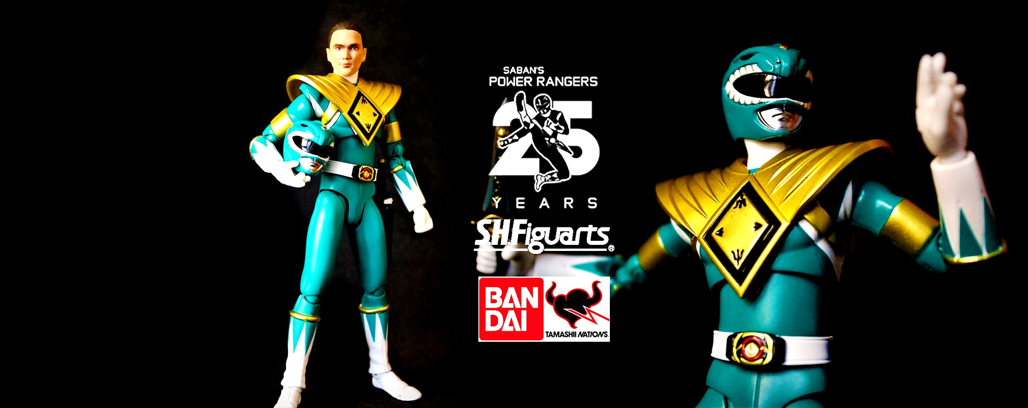 Recensione: Green Ranger – S.H. Figuarts di Tamashii Nations