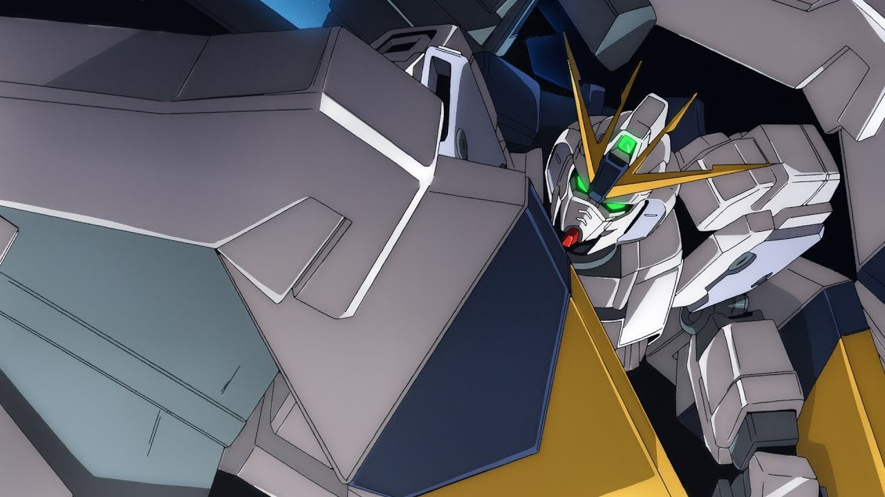 Gundam NT (Narrative) il nuovo Teaser trailer del sequel di Gundam Unicorn